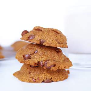 Homemade-chocolate-chip-cookies