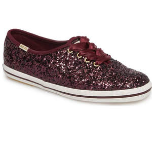 Keds For Kate Spade New York Glitter Sneaker