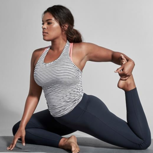 athleta legging high waisted