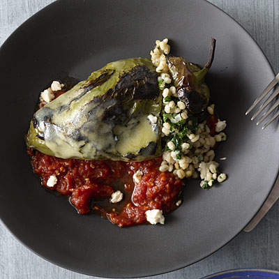 healthy-dinner-ideas-barley-stuffed-poblanos