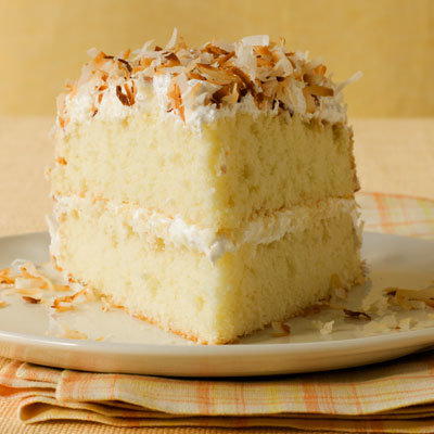 Healthy yellow cake recipes