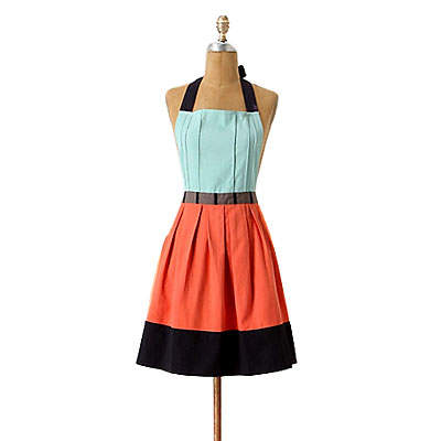 50 gifts under 50 for Anthropologie cuisine couture apron