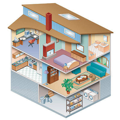 allergy-house-overview