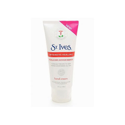 St. ives hand cream