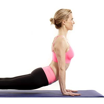 a yoga routine for strong slim arms  health