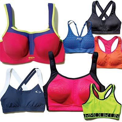 Sports Bras for All Body Types - Health.com