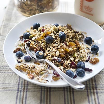 healthy fruit crumble recipe with oats healthy fruit and nut granola bar recipe