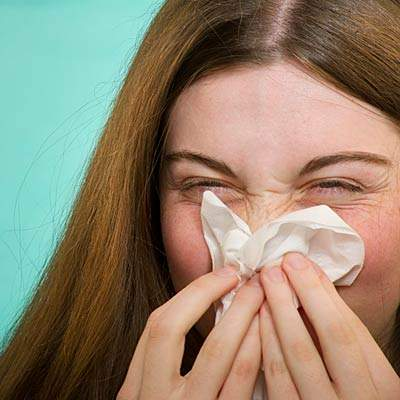 how to know if your sick or have allergies