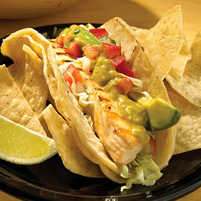 The healthiest options at fast food restaurants for Wahoo s fish taco menu nutrition