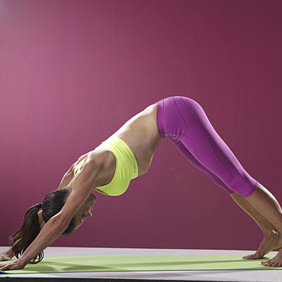bethenny-downward-dog