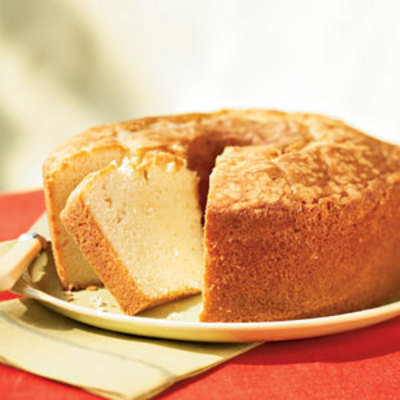 Sour Cream Pound Cake Without Butter