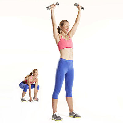 a fast 7minute workout  health