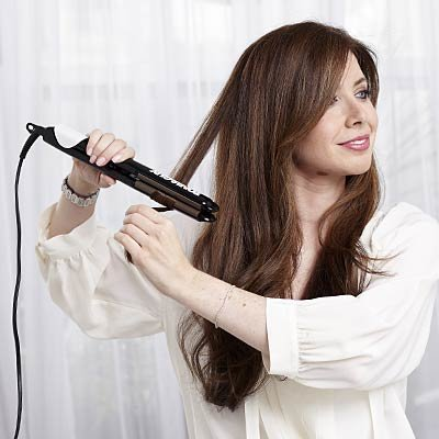 Hairstyles With Hair Straighteners And Curling Irons
