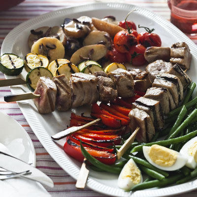 These recipes feature fish and seafood high in protein and omega-3s ...