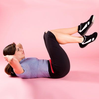 woman-crunches