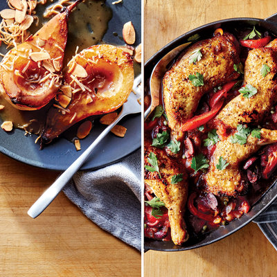 75  Healthy Recipes and Ideas for Light and Healthy Meals