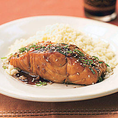 Fish recipes for cancer patients