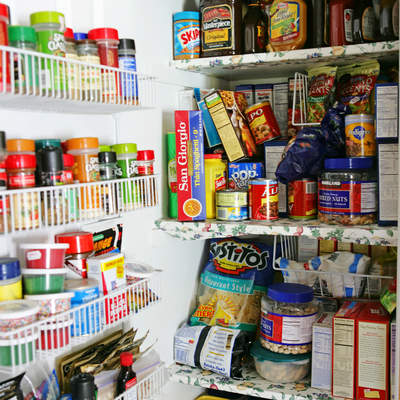 weight-loss-pantry-piles-junkfood