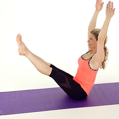 5 nocrunch ab exercises  fitness  health video
