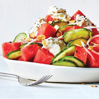 watermelon-cucumber-and-burrata-salad