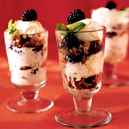 lemon-blackberry-parfait