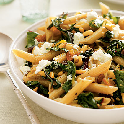 penne-with-greens