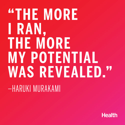Inspirational Quotes About Health: Motivational Quotes About Running