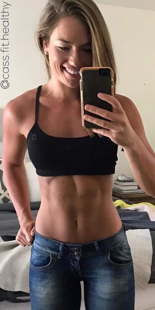 The One Small Change That Helped This Woman See Major Ab Results