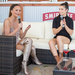 Aly Raisman Talks to Chrissy Teigen About Body Doubts and Posing in SI Swim: 'I Used to Be So Insecure'