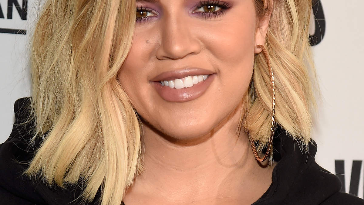 Surprise! Khloé Kardashian Is Shocked to Learn She's Expecting a Baby Girl with Tristan Thompson