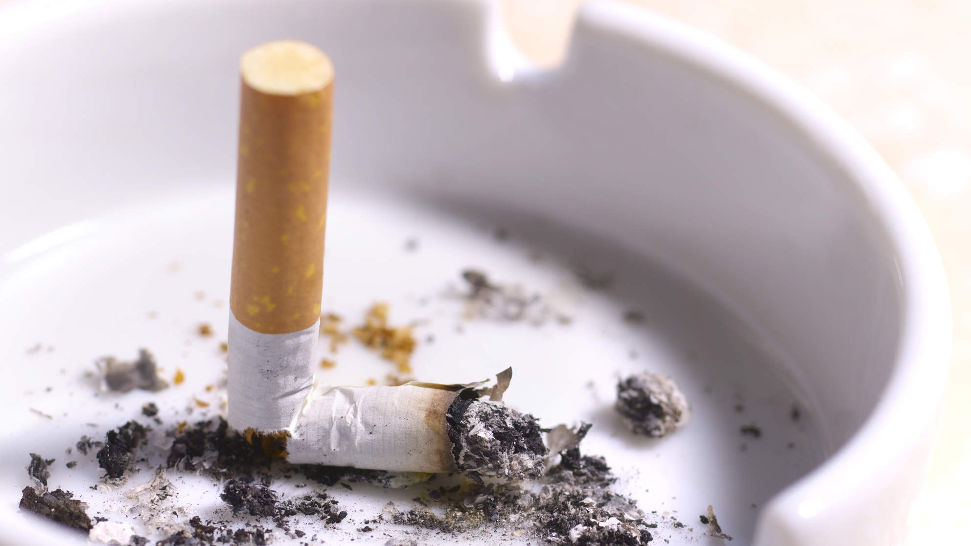 Social Smokers Face Real Risks, Too