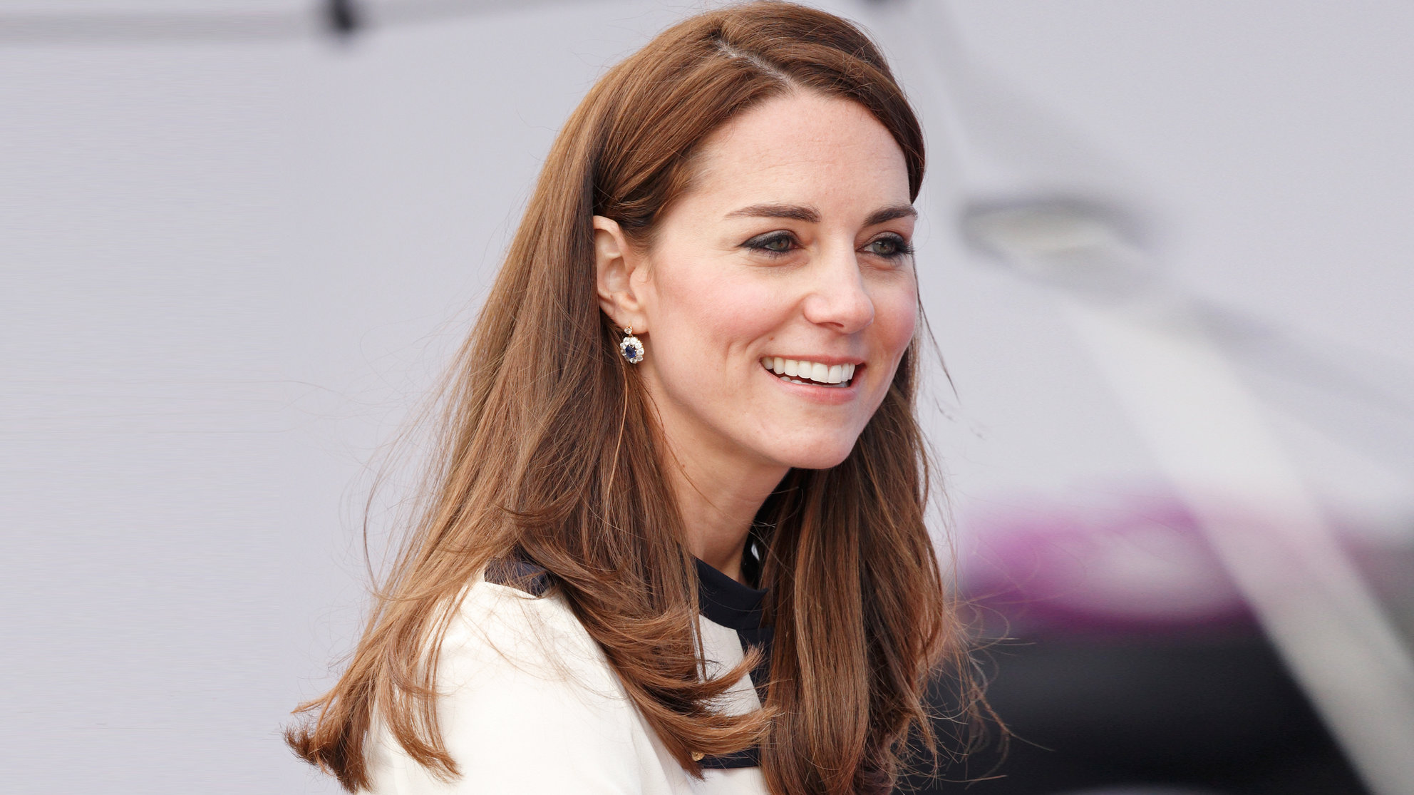 The Secret to Kate Middleton's Flawless Blowout Is a $15 Brush