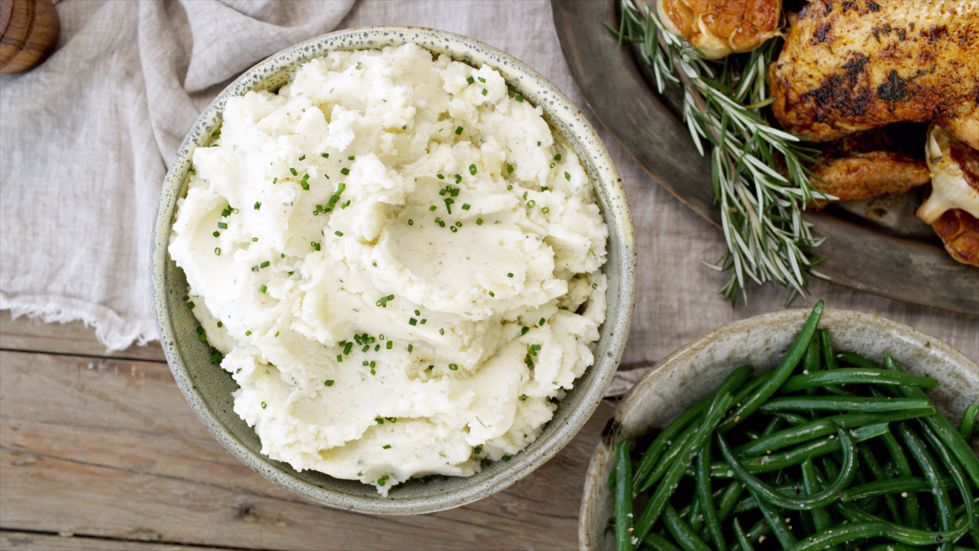 Hidden Valley Ranch Cauliflower Mash