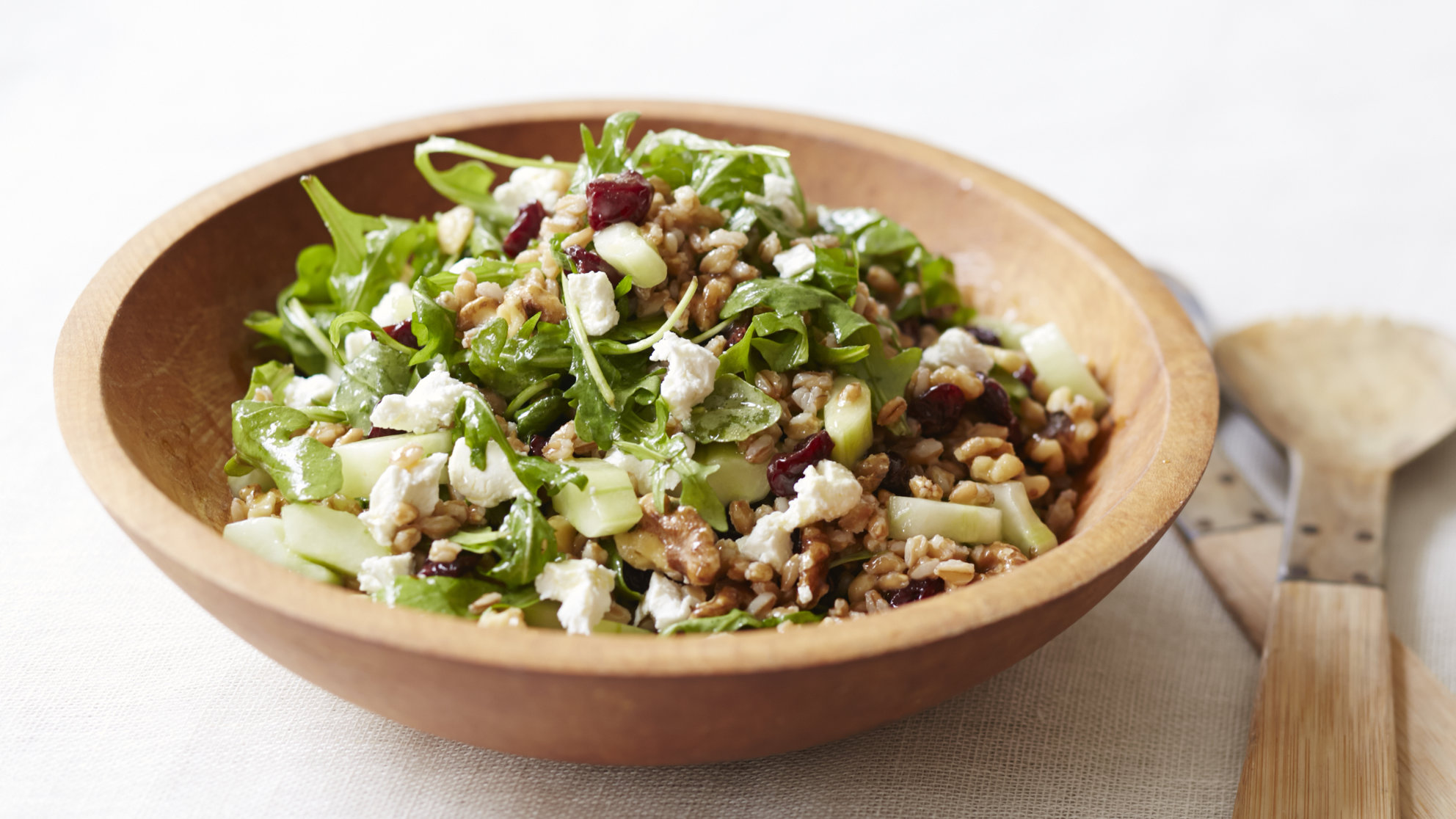 farro-and-arugala-salad-lauren-volo