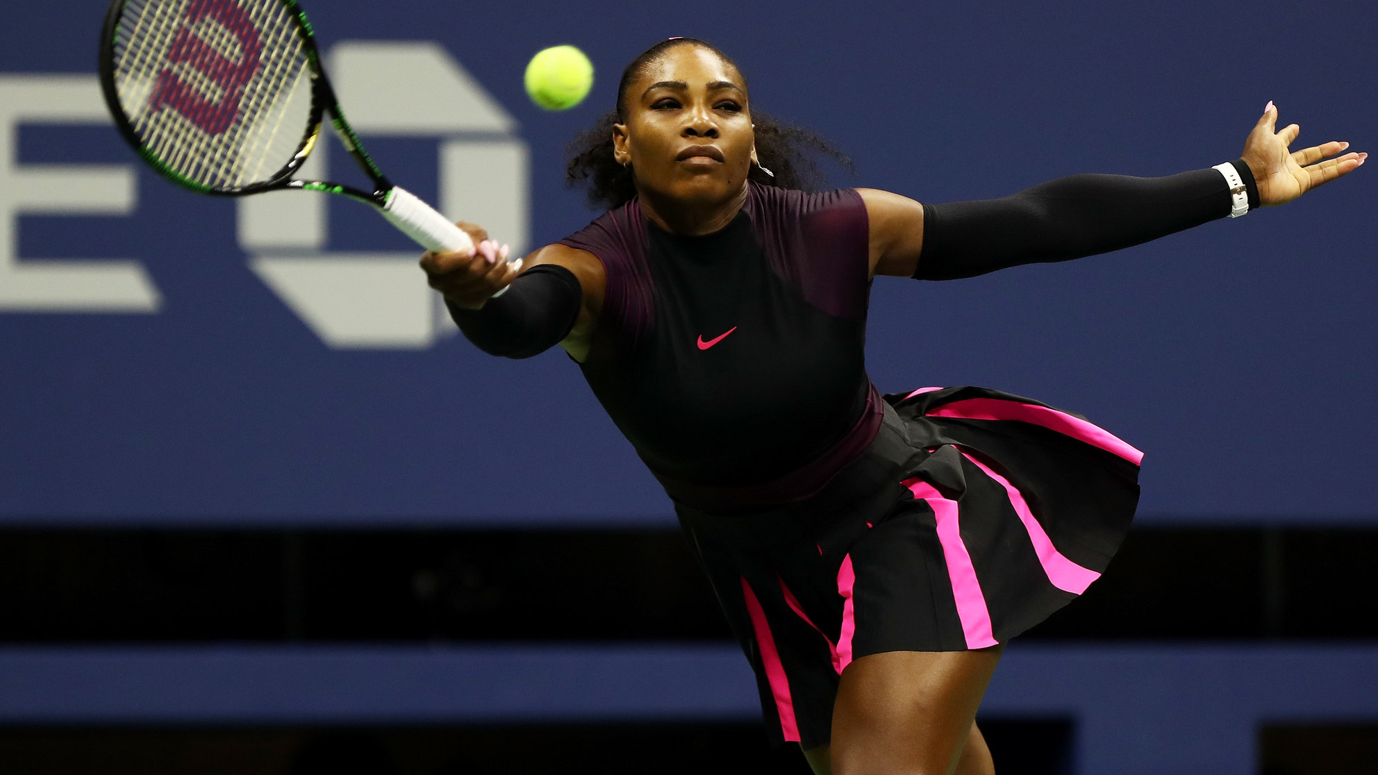 The Sports Bra Brand That Serena Williams Has Been Wearing For 10 Years Is Now Available In The U.S.
