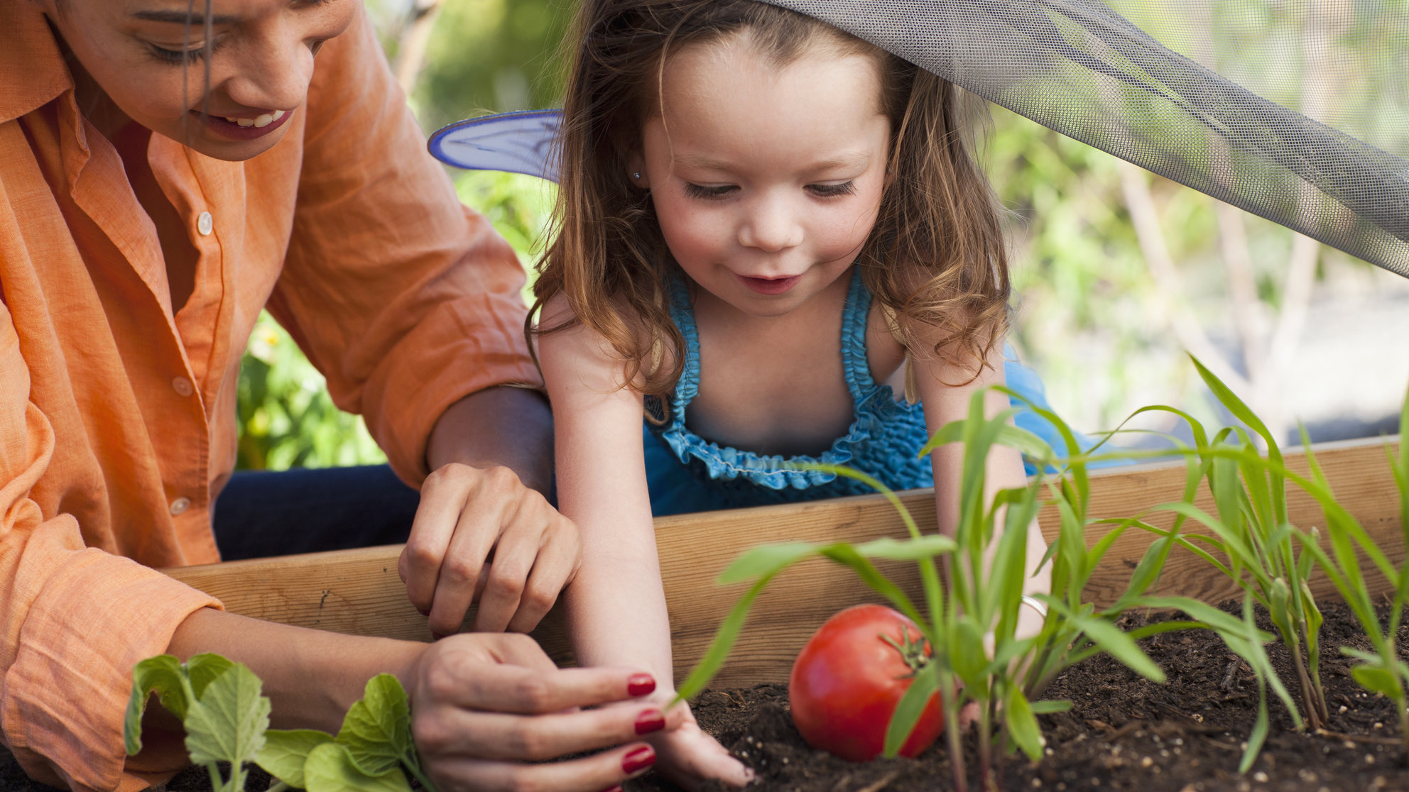 One Really Good Reason to Start a Garden With Your Family