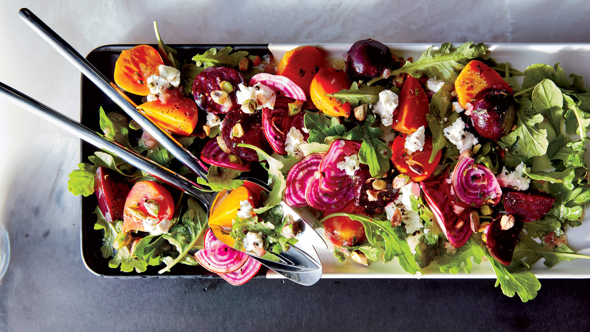 triple-beet-salad-pistachios-goat-cheese-recipe