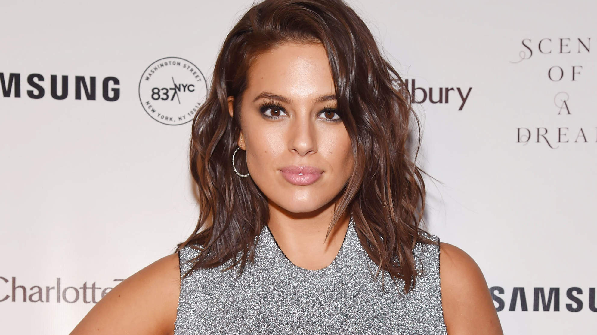 Ashley Graham Clapped Back at Commenters After Posting a Cellulite Swimsuit Photo