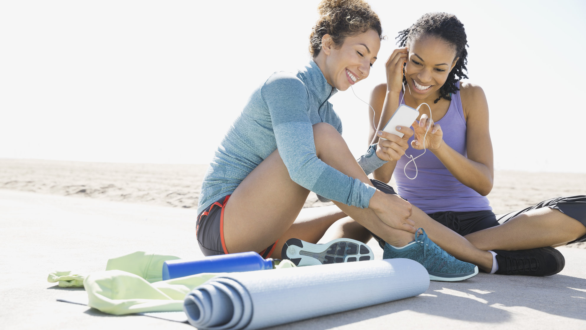 How Your Smartphone Ruins Your Workout