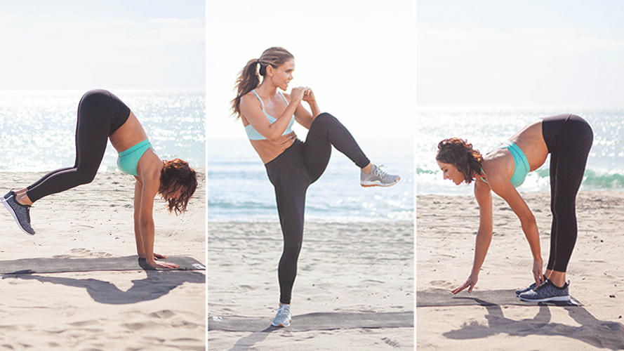 Get Ready for Summer With This Full-Body Workout From the Tone It Up Girls