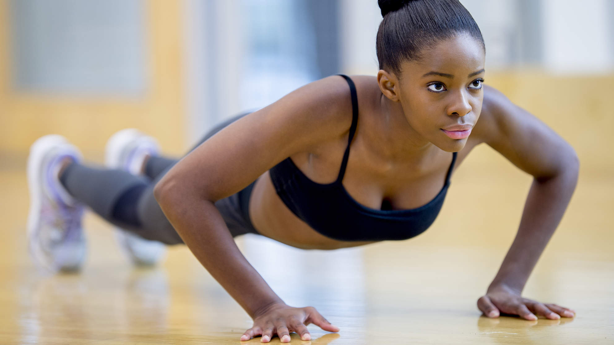 The 15 Minute Home Workout To Survive The Holidays Health