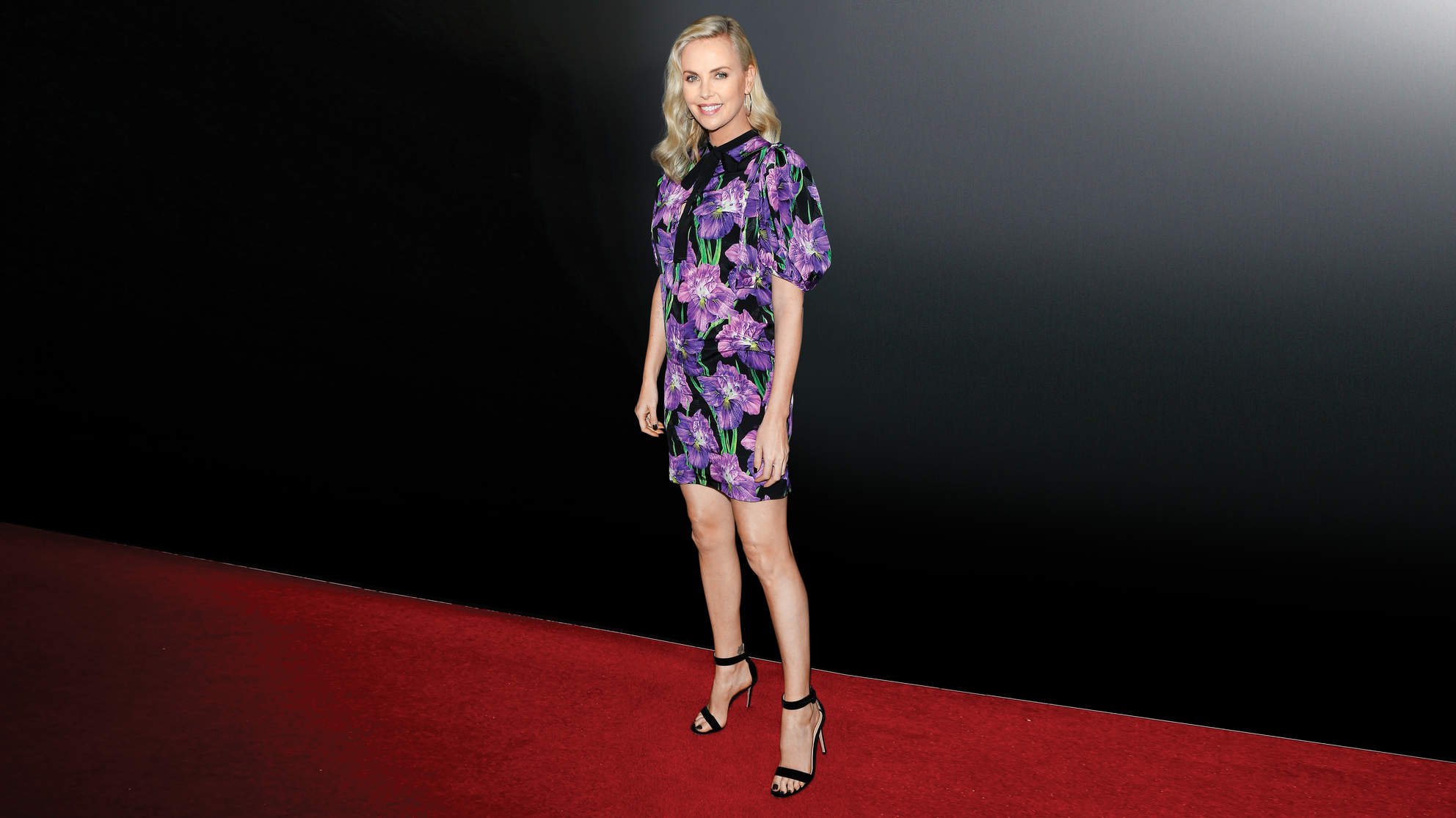 This Is Charlize Theron's Go-To Lower Body Exercise