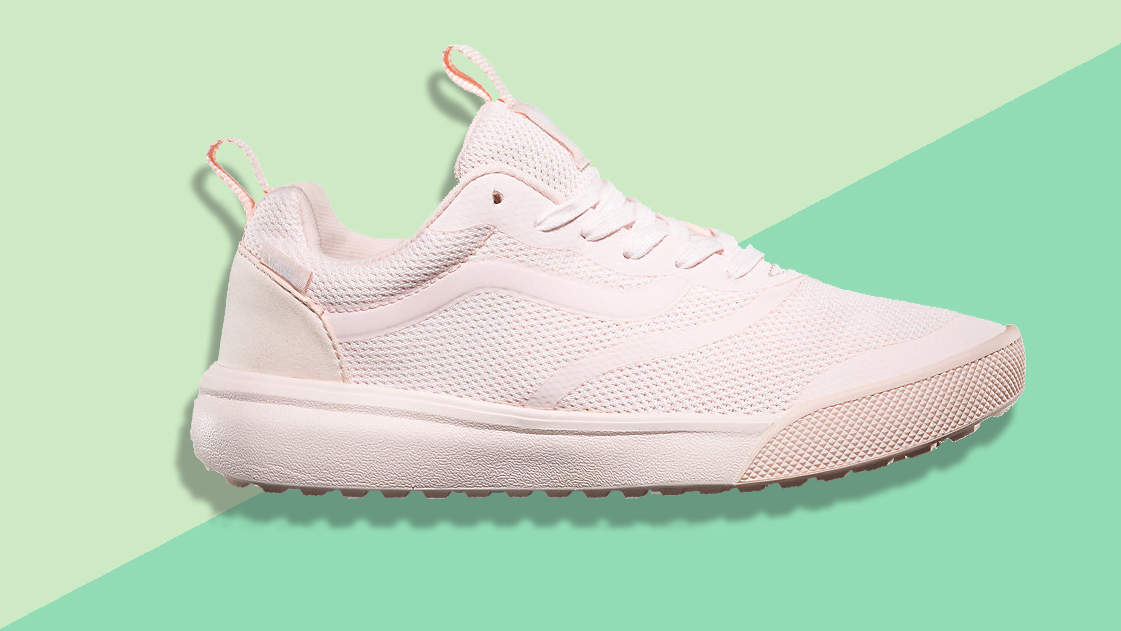 These New Vans Sneakers Are Super-Comfy and Cute