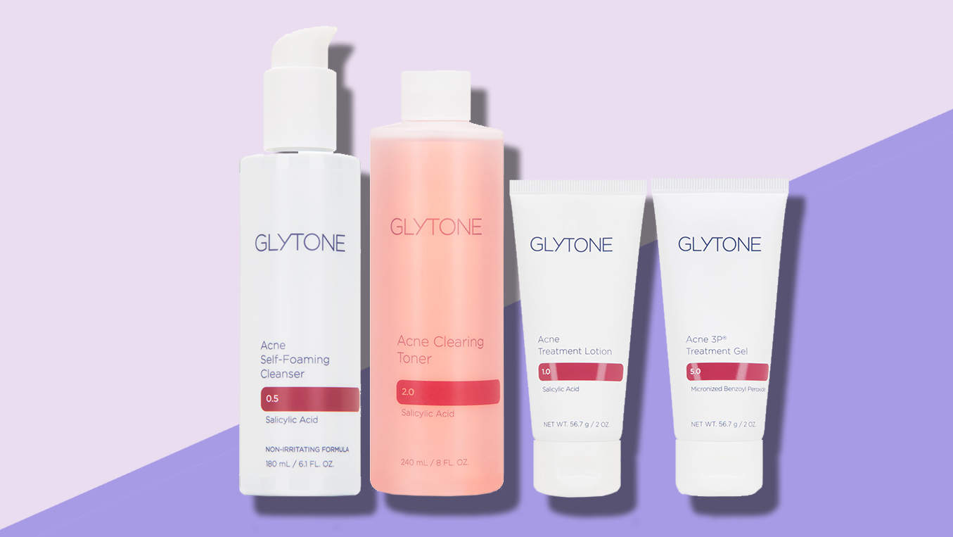 glytone-acne-clearing-system