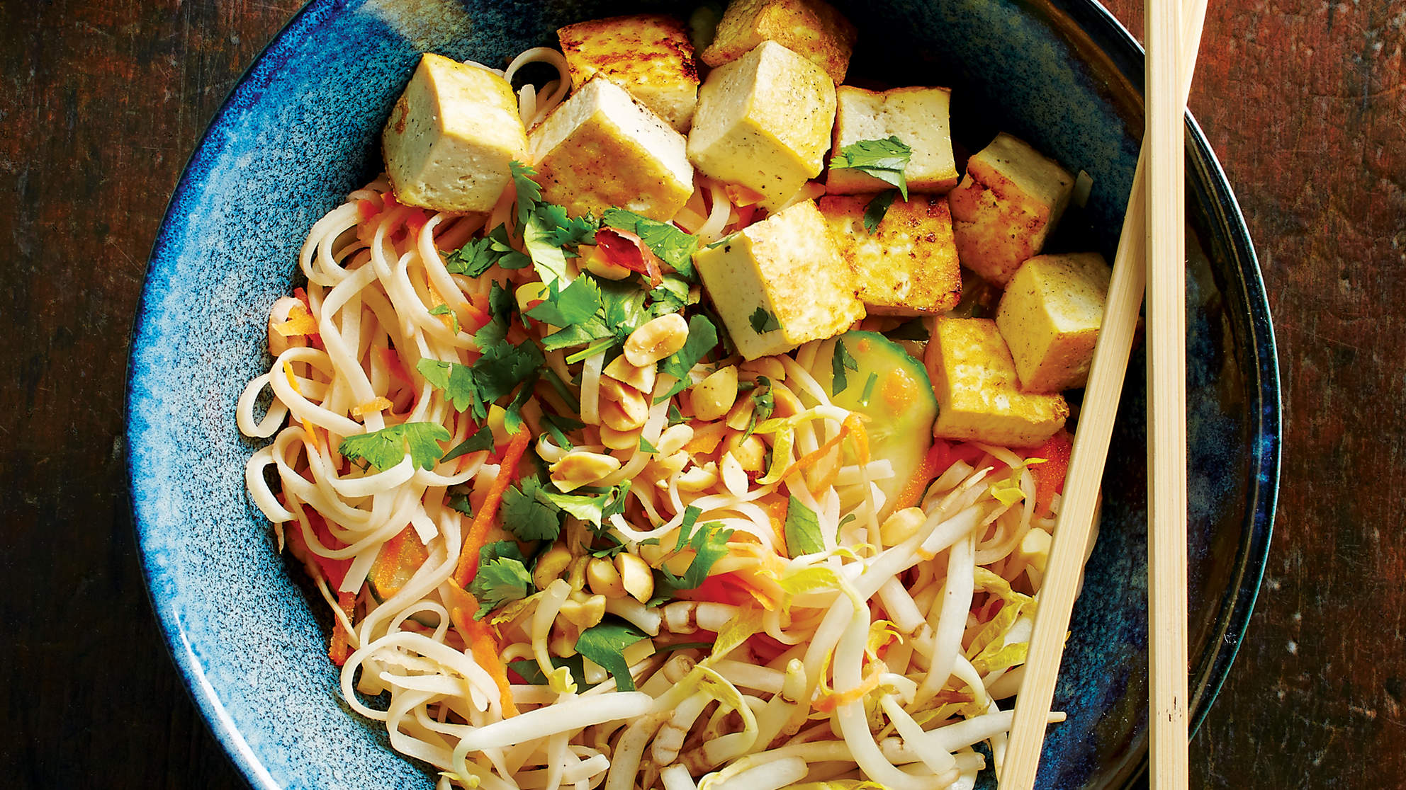 Vietnamese Veggie and Rice Noodle Salad Recipe - Health