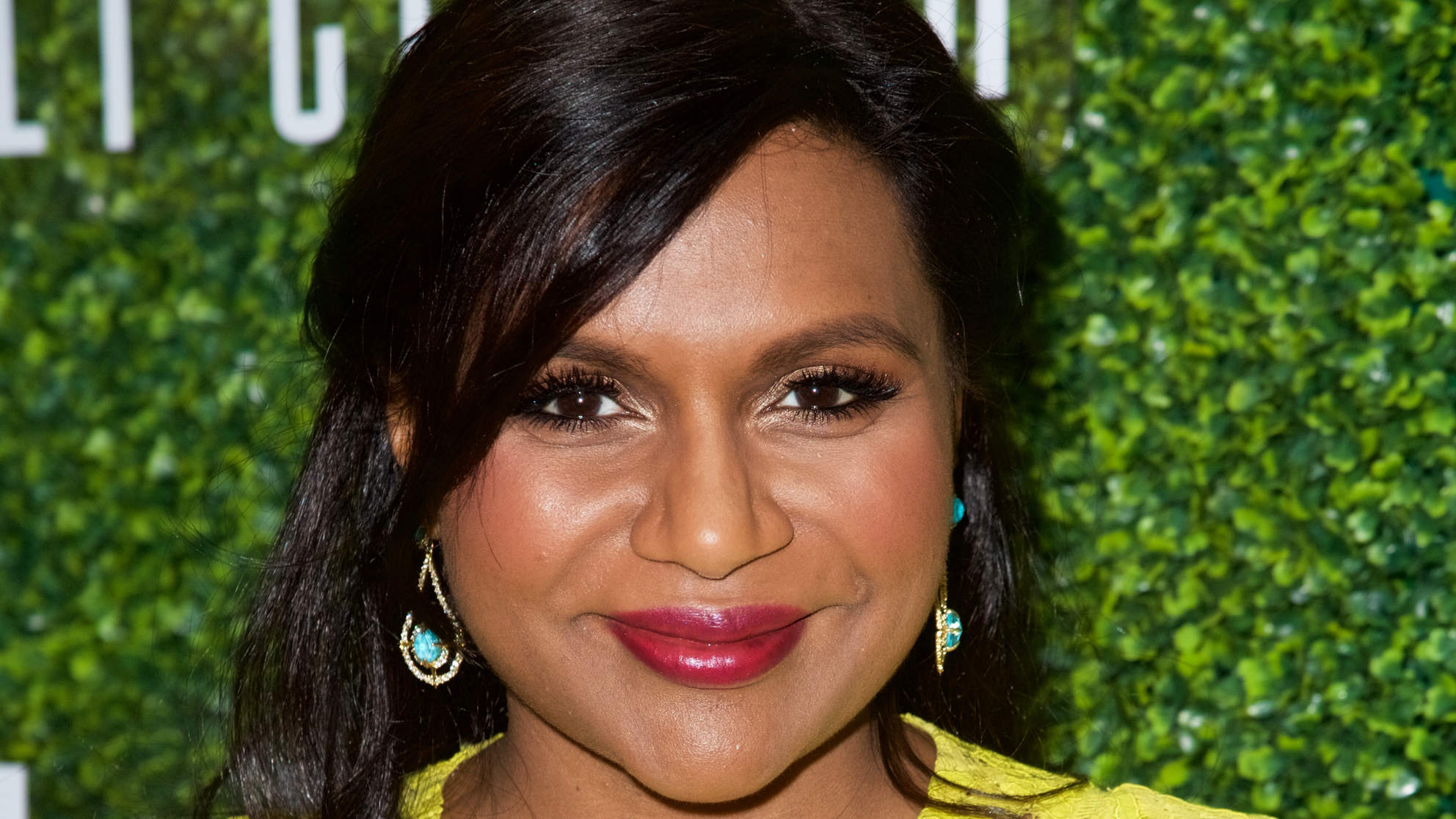 Strike a Pose! Pregnant Mindy Kaling Shows Off Baby Bump While Practicing Yoga