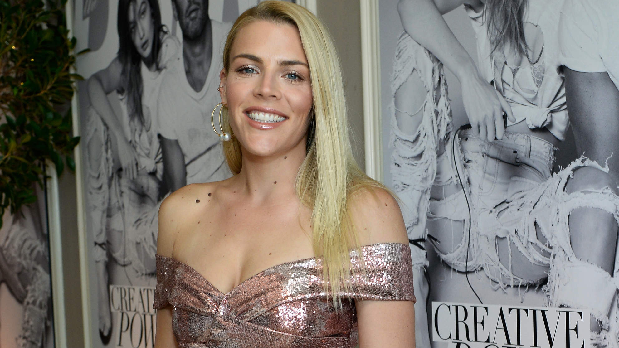 Busy Philipps Lands in Hospital After Celebrating Michelle Williams's Birthday in Boston