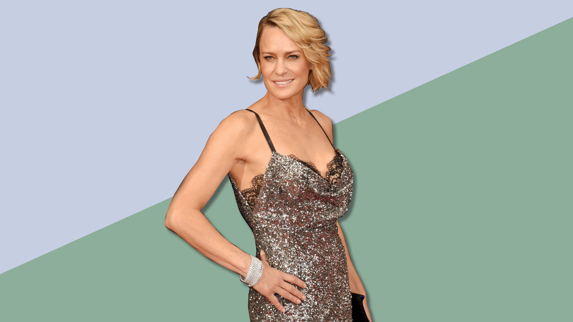 This Is the Secret to Robin Wright's Super-Toned Arms