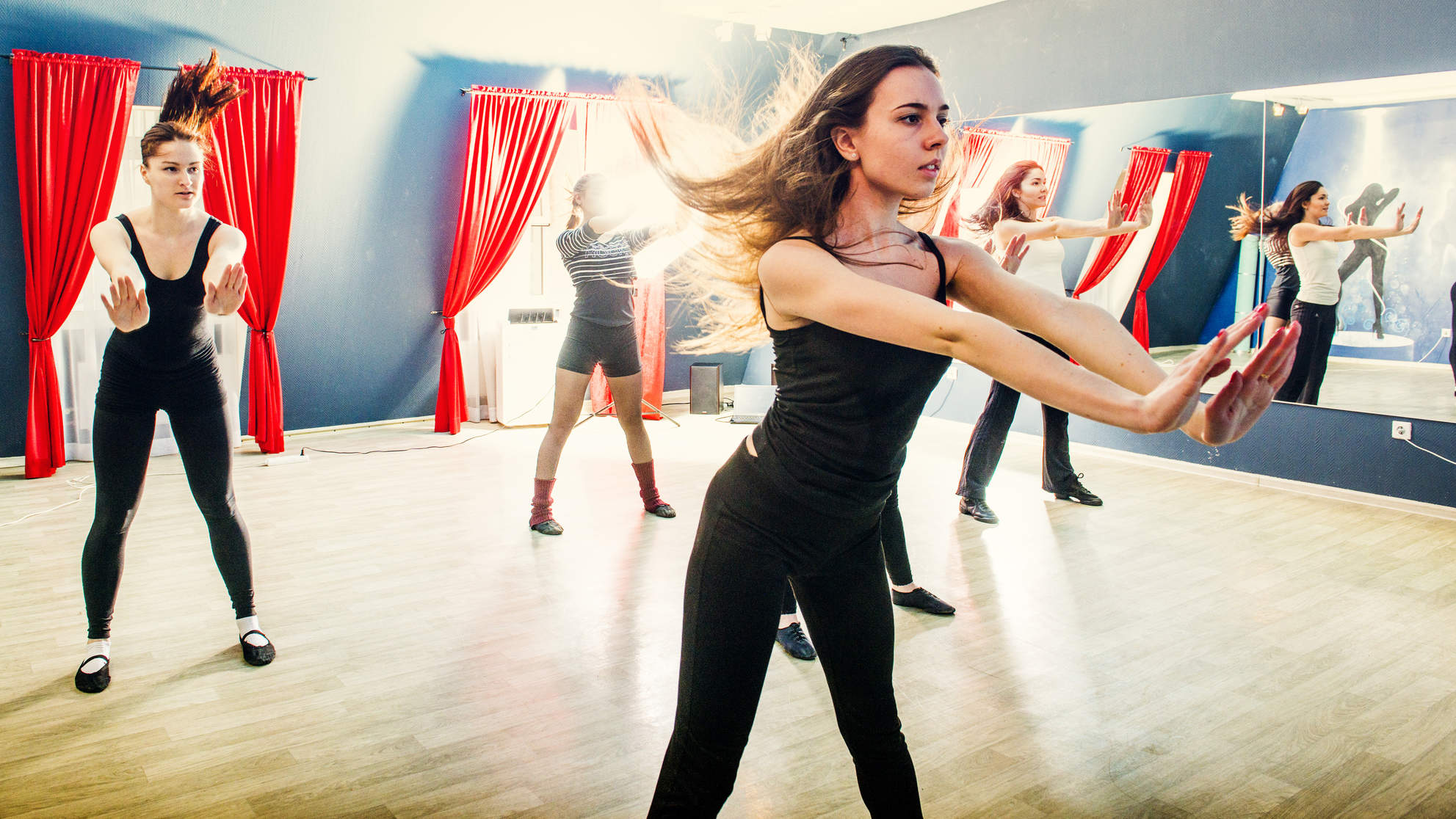 I'm the Worst Dancer, but I'll Never Quit Taking Dance Fitness Classes—Here's Why