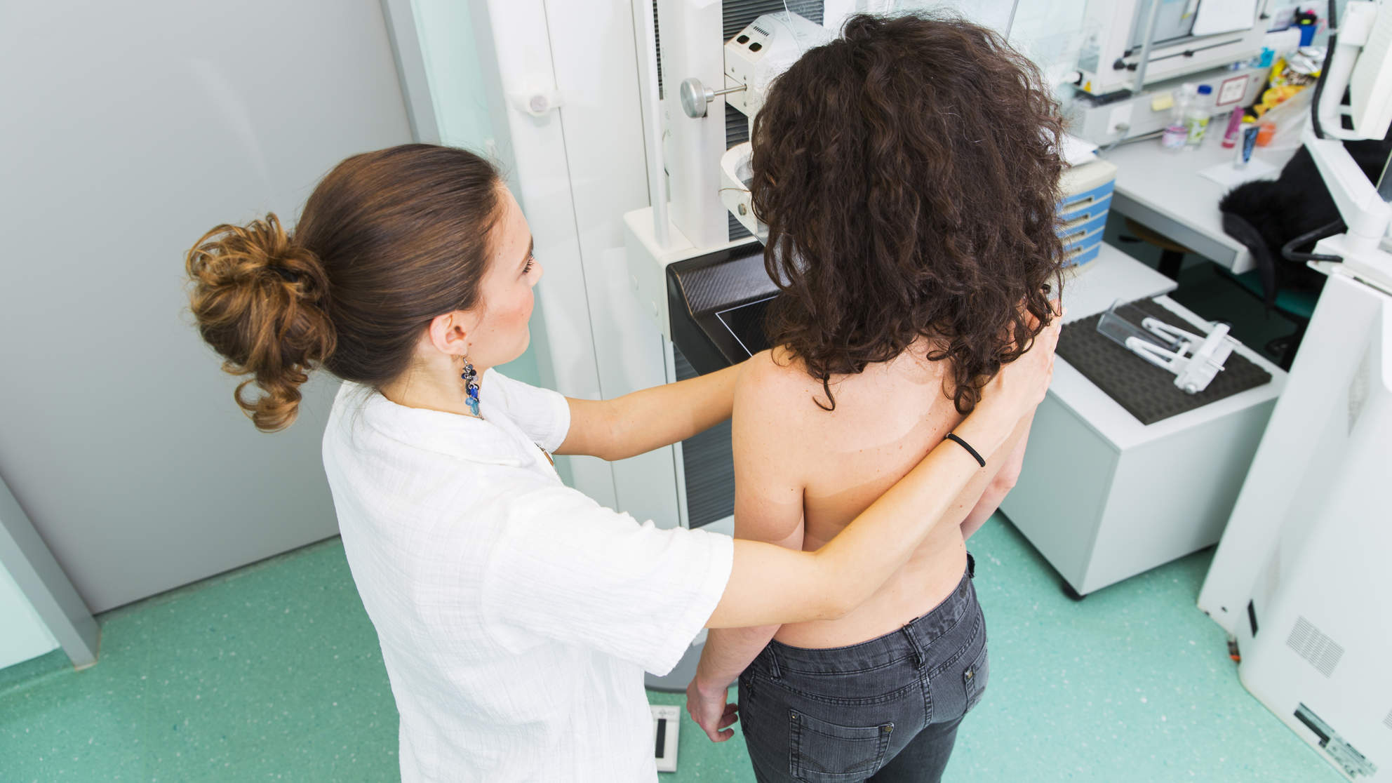6 Women on What Their First Mammogram Really Felt Like